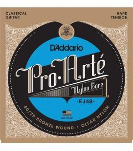 D'Addario Pro-Arte EJ48 - struny do gitary klasycznej