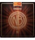 D'Addario NB1047 - struny do gitary akustycznej
