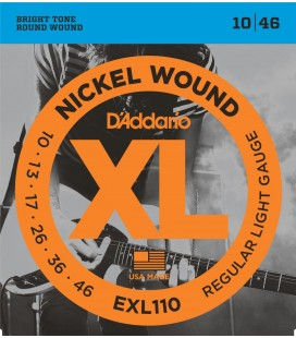 D'Addario XL - EXL110 - struny do gitary elektrycznej