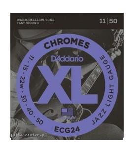 D'Addario XL - ECG24 - struny do gitary elektrycznej