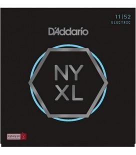 D'Addario NYXL1152 - struny do gitary elektrycznej