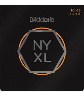 D'Addario NYXL1046 - struny do gitary elektrycznej
