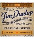 Dunlop DCV120 - struny do gitary klasycznej
