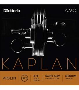 Struny do skrzypiec D'Addario KAPLAN AMO KA310 4/4M