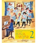 Nasza muzyka 2 Euterpe - Stachak, Florek-Stokłosa, Tomera-Chmiel (książka)