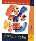 Nasza muzyka 4 Euterpe - Stachak, Florek-Stokłosa, Tomera-Chmiel (książka)