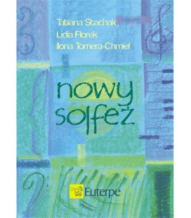 Nowy solfeż Euterpe - Stachak, Florek-Stokłosa, Tomera-Chmiel (książka)