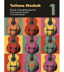 Etiudy charakterystyczne 1 Euterpe - Tatiana Stachak