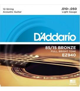 DADDARIO EZ940 Bronze - struny do gitary akustycznej