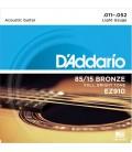 DADDARIO EZ910 Bronze - struny do gitary akustycznej