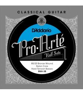 Struny do gitary klasycznej D'Addario Pro-Arte BNH-3B Half Sets