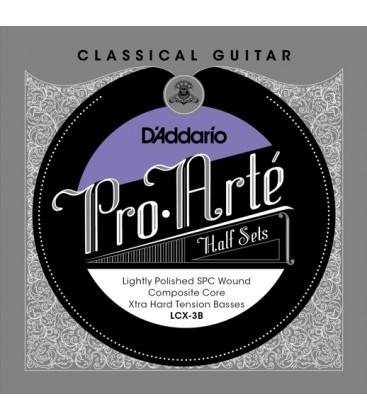 Struny do gitary klasycznej D'Addario Pro-Arte LCX-3B Half Sets