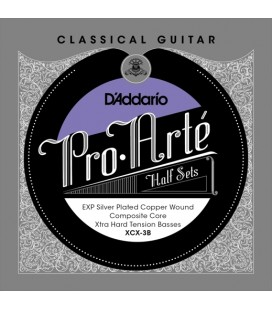 Struny do gitary klasycznej D'Addario Pro-Arte XCX-3B Half Sets