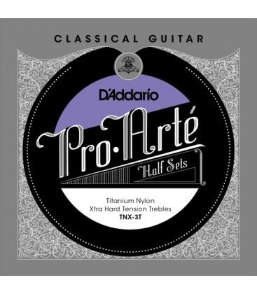 Struny do gitary klasycznej D'Addario Pro-Arte TNX-3T Half Sets