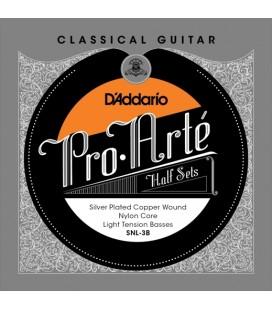 Struny do gitary klasycznej D'Addario Pro-Arte SNL-3B Half Sets