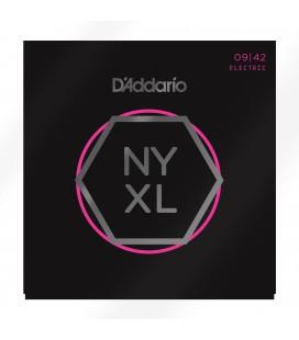 Struny do gitary elektrycznej DADDARIO NYXL0942