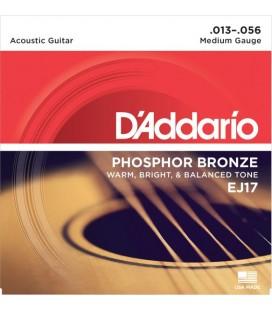 DADDARIO EJ17 - struny do gitary akustycznej
