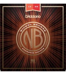 Struny do gitary akustycznej DADDARIO NB1356