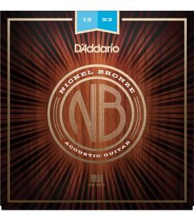 DADDARIO NB1253 - struny do gitary akustycznej