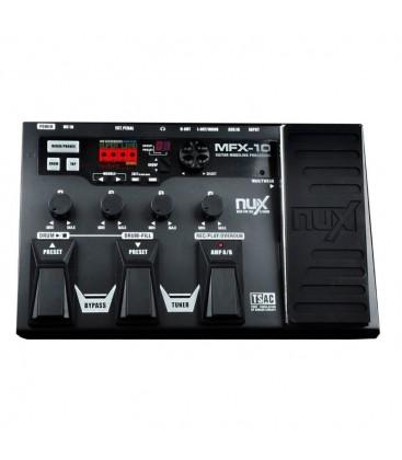 Multiefekt gitarowy NUX MFX-10