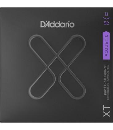 D'ADDARIO XTAPB1152 Phosphor Bronze - Struny do gitary akustycznej 11-52