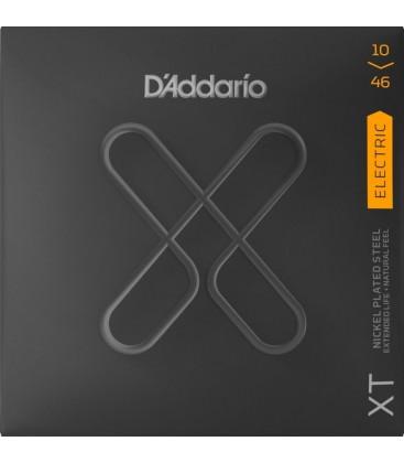 D'ADDARIO XTE1046 Nickel Plated - Struny do gitary elektrycznej 10-46