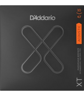 D'ADDARIO XTAPB1047 Phosphor Bronze - Struny do gitary akustycznej 10-47