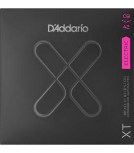 D'ADDARIO XTE0942 Nickel Plated - Struny do gitary elektrycznej 09-42
