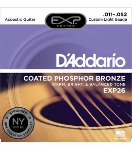 DADDARIO EXP26 - struny do gitary akustycznej