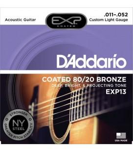 D'ADDARIO EXP13 - struny do gitary akustycznej