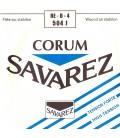 Struna pojedyncza do gitary klasycznej SAVAREZ 504J RE-D-4 Corum