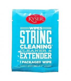 Ściereczka do strun Kyser String Cleaning Wipes KDS100W