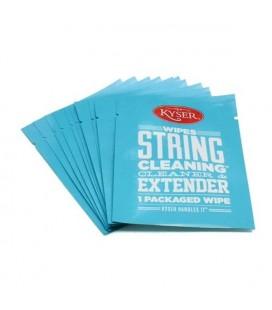 Ściereczka do strun Kyser String Cleaning Wipes KDS100W