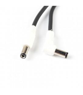 Standardowy kabel zasilania AC (5,5/2,5) 50 cm Yankee do (kostek) efektów gitarowych