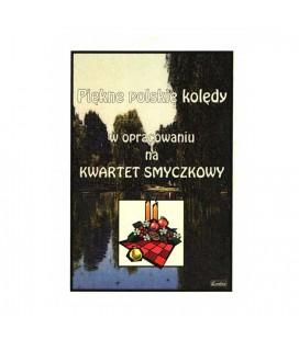 Piękne polskie kolędy na kwartet skrzypcowy CONTRA