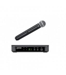 Zestaw muzyczny Casio PX-S1000 - Mikrofon bezprzewodowy Shure BLX24 - 2 Statywy kolumnowe