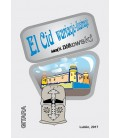 Książka A. Ziółkowski - El Cid wariacje - ilustracje (nuty na gitarę)