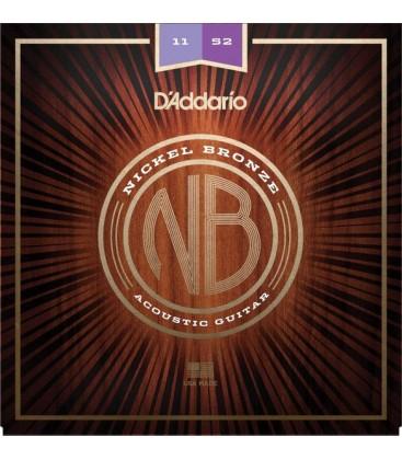 DADDARIO NB1152 - struny do gitary akustycznej