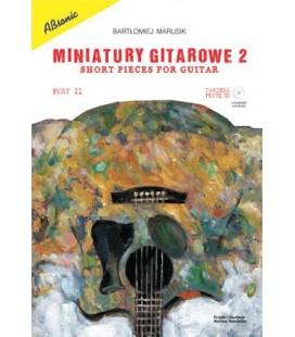 Miniatury gitarowe cz 2 - Absonic - B. Marusik