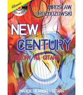 New Century - utwory na gitarę - Absonic - M. Drożdżowski