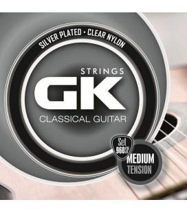 Struny do gitary klasycznej Medina Artigas GK 960SP Silver Plated