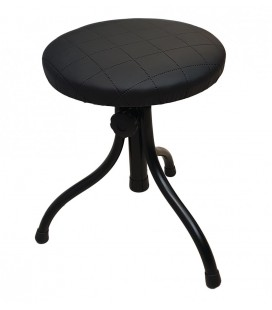 Taboret - stołek - metalowy dla muzyka Akmuz T-1