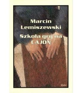 Szkoła gry na Cajon - M. Lemiszewski - CONTRA