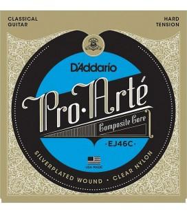 D'ADDARIO EJ46C - struny do gitary klasycznej