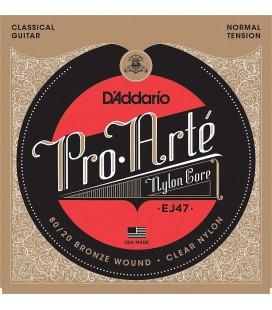 D'Addario EJ47 80/20 Bronze - struny do gitary klasycznej