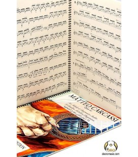 De Oro - MATEO CARCASSI Opus 60 (nuty na gitarę)