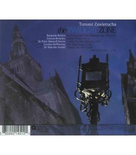 Płyta audio CD - Tomasz Zawierucha The Twilight Zone - Muzyka Gitarowa