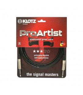 Przewód instrumentalny - gitarowy KLOTZ PRON060PP 6m
