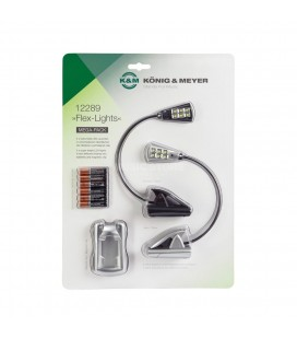 K&M - 12289 - lampki ledowe do pulpitu