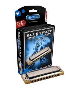Harmonijka Hohner Blues Harp MS-SERIES + darmowa lekcja